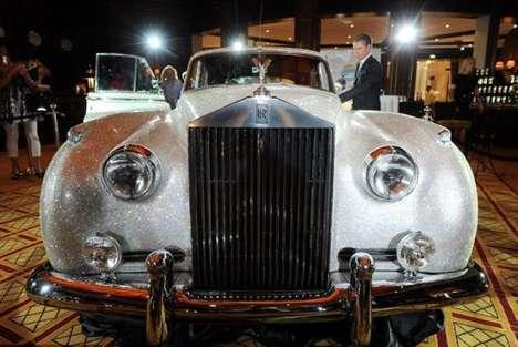 Bejeweled Luxury Rides