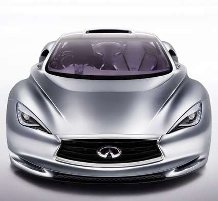 Eco Electric Performance Hybrids - The 2012 Infiniti Emerg-E Concept has Unbelievable Power