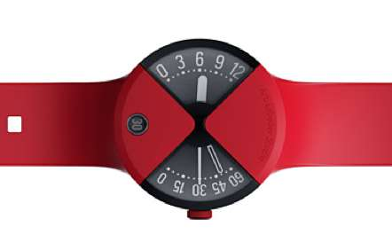 Sliced Silicone Chronometers