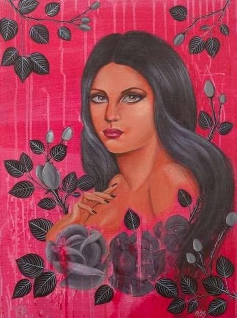Tattoo Artist Paintings