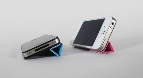 The TidyTilt iPhone Protector is Packed with Functional Features