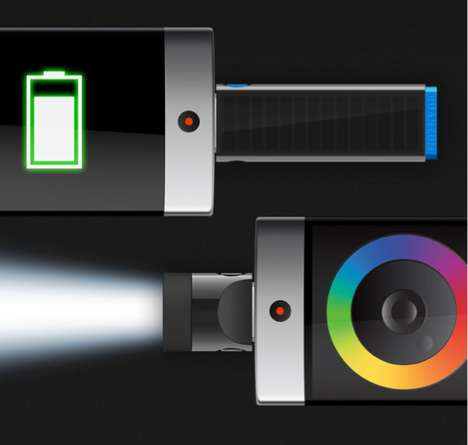 Smartphone-Compatible Torches