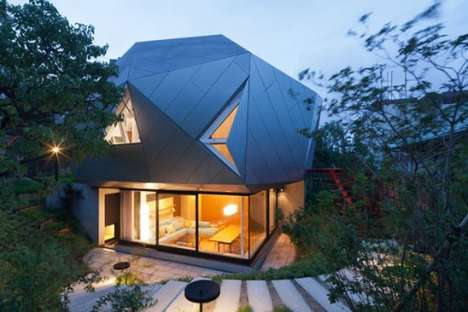 Multifaceted Residential Rooflines