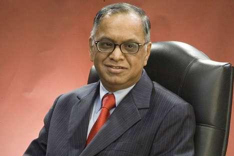 N. R. Narayan Murthy Keynote Speaker