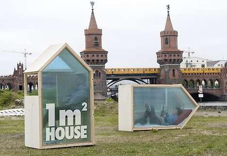 Miniature Refugee Homes