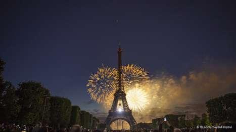 Stop-Motion Parisian Clips