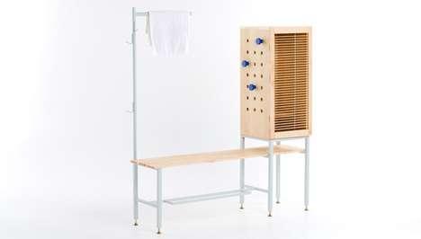 Jock-Inclined Furniture