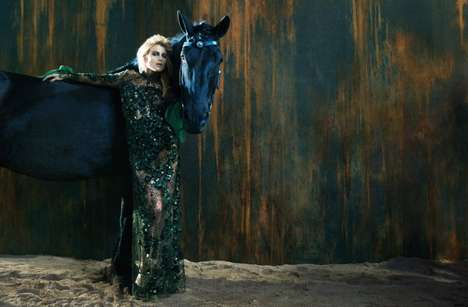 Couture Equestrian Campaigns