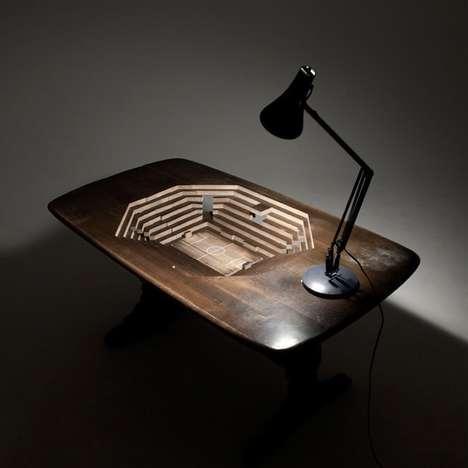 Stadium-Inspired Furniture