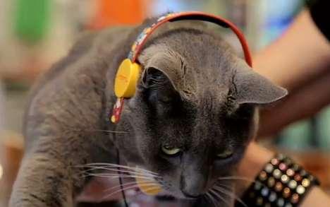Feline Friendly Handsets