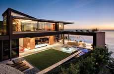 Seven-Level Cliffside Villas - Nettleton 198 by SAOTA is a Beautiful South African Sanctuary
