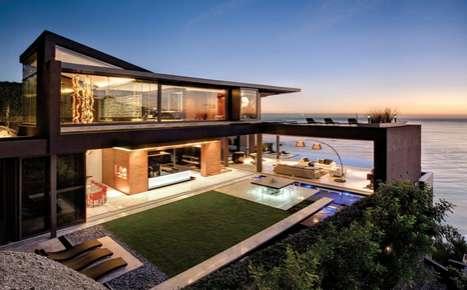 Seven-Level Cliffside Villas