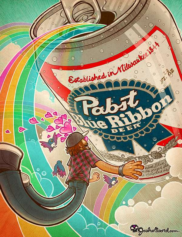 12 Pabst Blue Ribbon Innovations