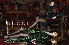 Languidly Luxe Fashion Ads