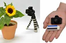 Miniature Timelapse Cameras - The 'Tobi Choci Cam' Creates Personal Extended Videos