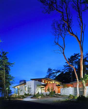 Sharp Wooden Homes