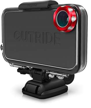 The 'Outride' by Mophie Turns iPhones into Underwater Cameras