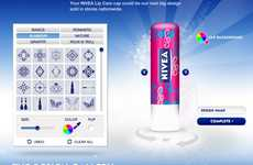 Chapstick Cap Design Challenges - Nivea 'Kiss of Style' Contest Lets Fans Express Their Creativity