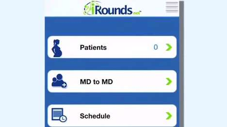 Medical Professional Social Apps