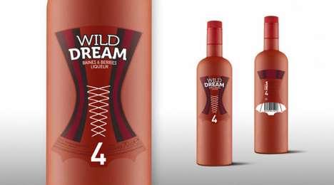 Voluptuous Vino Branding