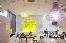 Chic Cannabis Cafes - The Hi/Lo by Workshop of Wonders Allows Visitors to Escape