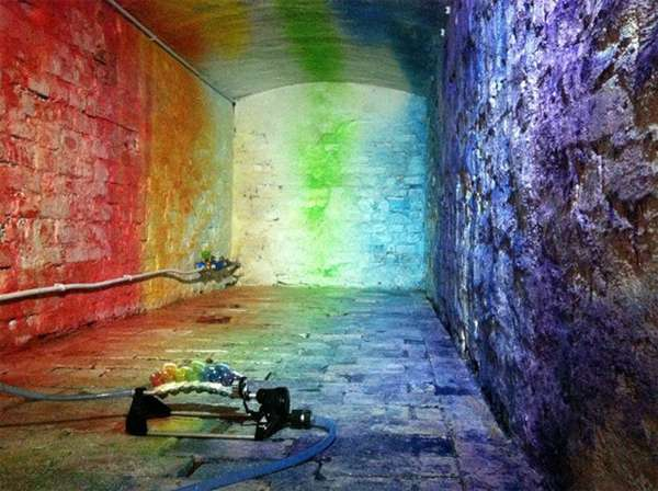 70 Colorful Art Installations