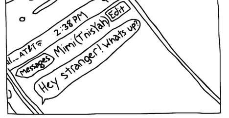 Instating Messaging Comics