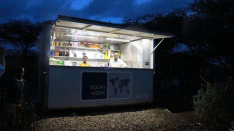 Ethiopia's 'Solarkiosk' Focuses on Energy