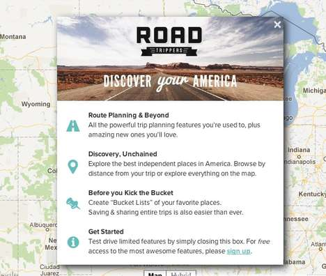 Entertaining Road Travel Apps