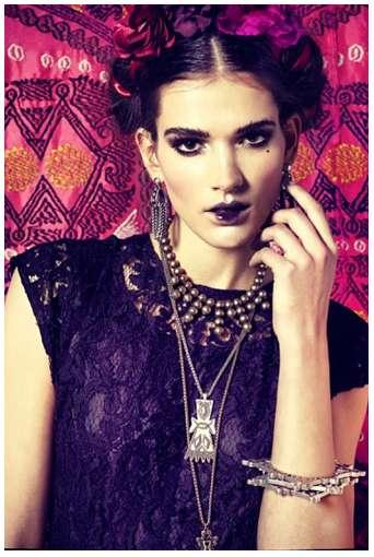 Edgy Spanish-Inspired Jewelry