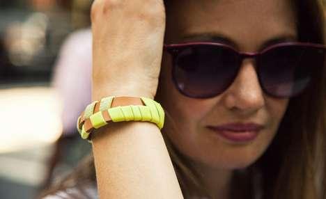 Belt-Inspired Bracelets
