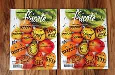 French Foodie Publications - The 7th Issue of Fricote Magazine Boasts Urbanized French Cusine