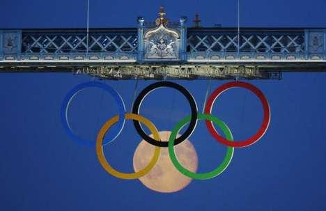 Olympic Lunar Captures