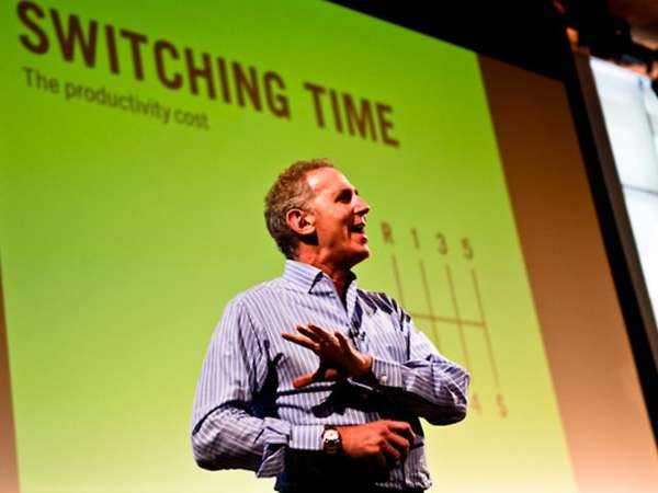 Breaking Down Productivity Myth