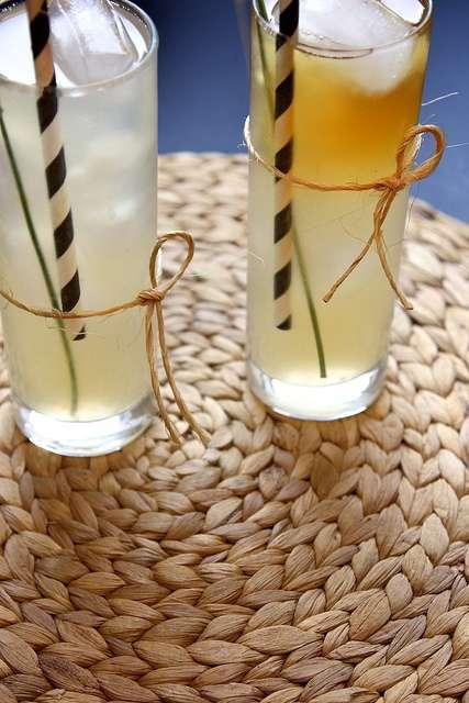 Sweet Floral Beverages