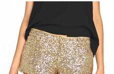 Solid Gold Shorts