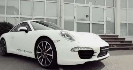 The Porsche Museum Secrets Series Takes You Inside the Luxury Brand