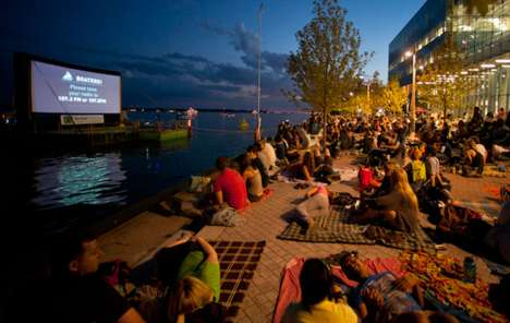 Late-Night Lakeshore Films