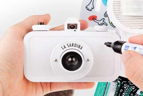 Customizable Camera Covers