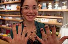 Nail Art Parties  - Magic Pony Holds Events to Turn Fingers into Canvases