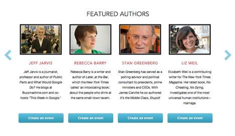 Crowdsourced Book Tours - Togather Helps New Authors Connect With Readers & Promote Their Work