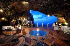Underground Seaside Restaurants - The Summer Cave is the Most Romantic Place to Dine in the World