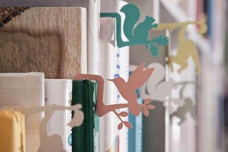 Whimsical Woodland Page Savers
