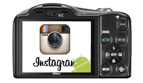 Social Media Cameras - The Nikon Android Instragram Integrated System is Handy