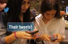 Friendship-Focused Social Updates - 'Share a Tweet' Campaign Splits 140 Characters Between Friends