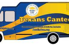 Non-Profit Food Trucks - Texans Canteen Supports Students of the Austin Can Academy High School