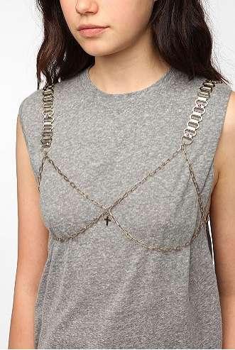Bra-Inspired Jewelry