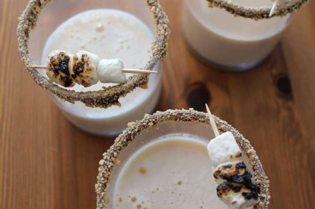 Marshmallow Liquored Beverages