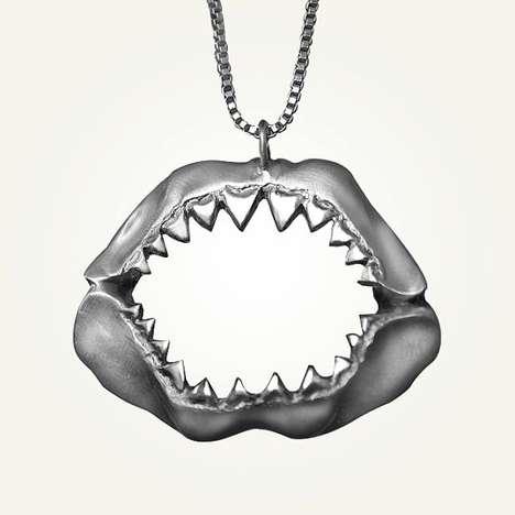Jarring Sea-Creature Jewelry