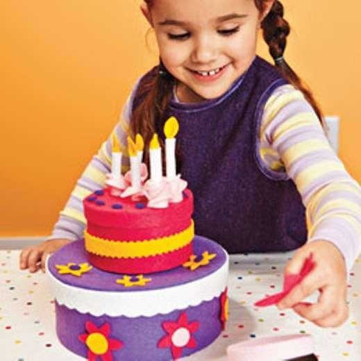 Enjoyable Faux Birthday Cake Toys Disney Family Fun Toddler Cake Funny Birthday Cards Online Bapapcheapnameinfo